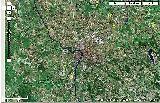 Montauban par satellite